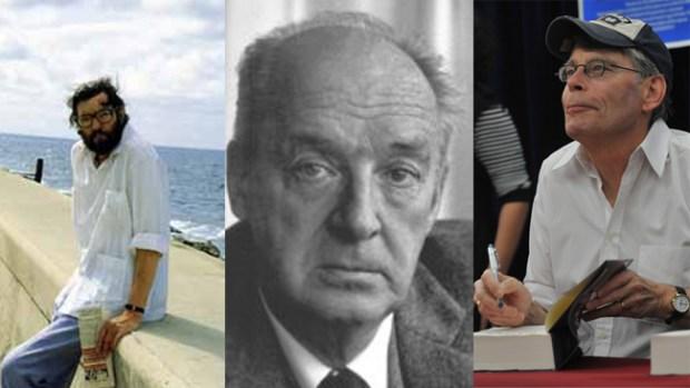 Galería: La doble vida de los grandes escritores