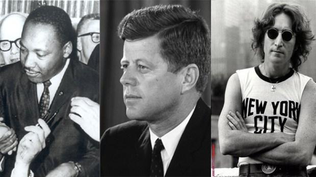 Galería: Los magnicidios que cambiaron la historia