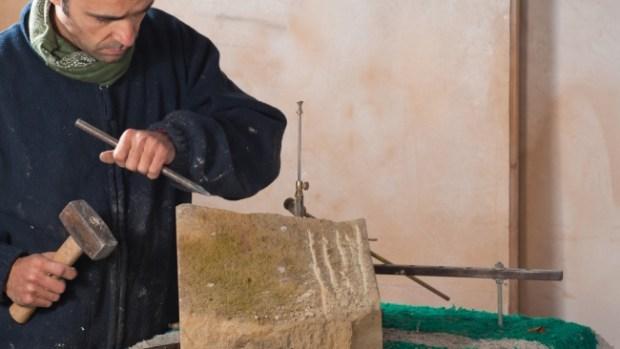 Galería: Aprender a esculpir, un arte olvidado