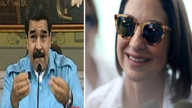 Video: Maduro arremete contra Gloria Estefan