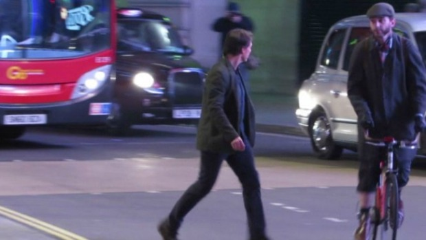 "Video: Tom Cruise aborta ""misión imposible"""
