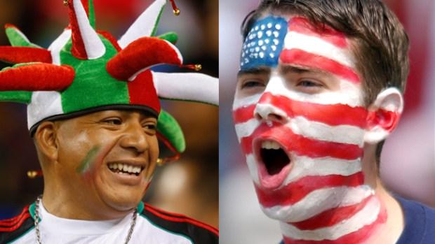 Video: México vs USA ¿A quién le vas?