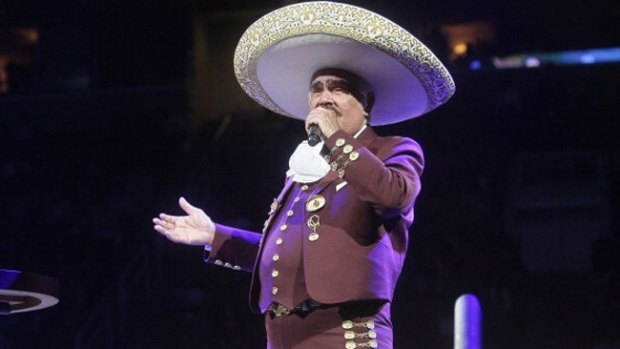 "Video: ""Chente"" lanza disco antes de retirarse"