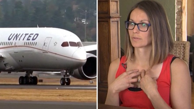 Forzada a orinar en un vaso: nuevo escándalo de United Airlines