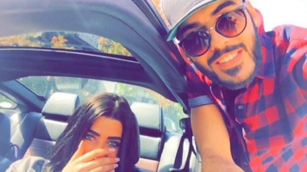 Fotos: Conoce a la esposa del saudí deportado por guapo