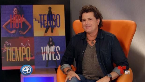 [TLMD - MIA] Carlos Vives, segunda parte de la entrevista