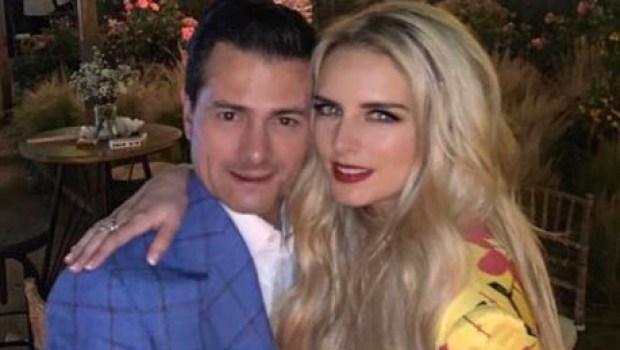 [TLMD - LV] La novia de Peña Nieto le declara su amor al expresidente