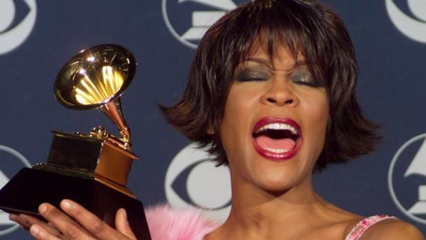 Galería: Whitney: Adiós a una estrella