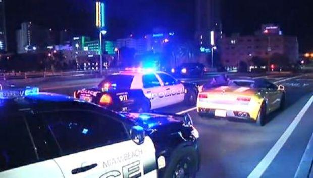 Video: Imágenes del arresto de Justin Bieber
