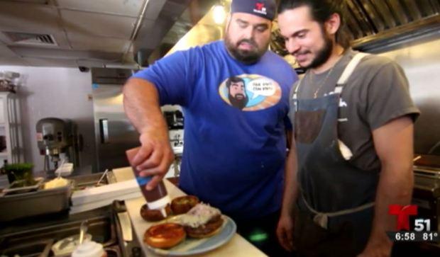 [TLMD - MIA] Que Riko con Kiko: el Kiko Burger
