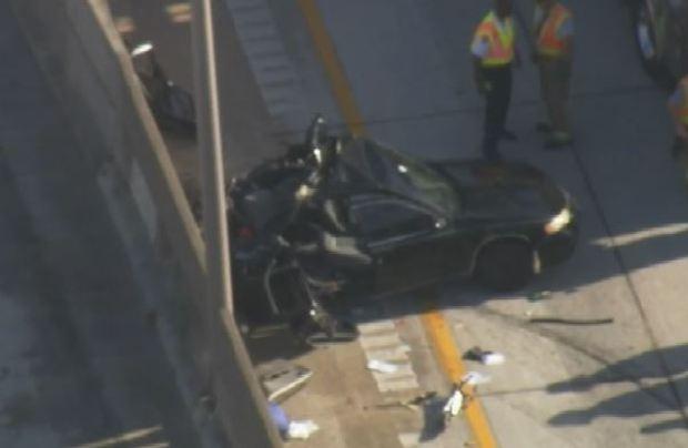 Accidente violento en la I-95 deja un muerto y 4 heridos