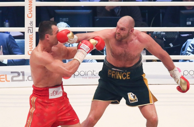 Golpe a golpe, cómo Klitschko perdió la pelea