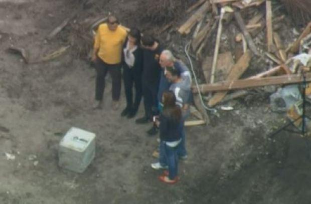 [TLMD - MIA] Caja fuerte hallada en mansión de Pablo Escobar