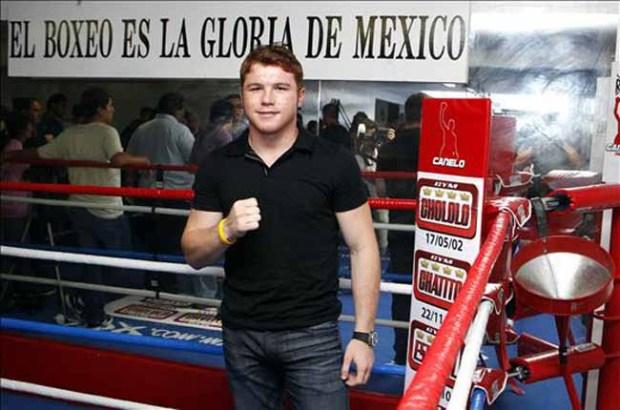 """Fotos: Conoce al boxeador Saúl """"Canelo"""" Álvarez"""
