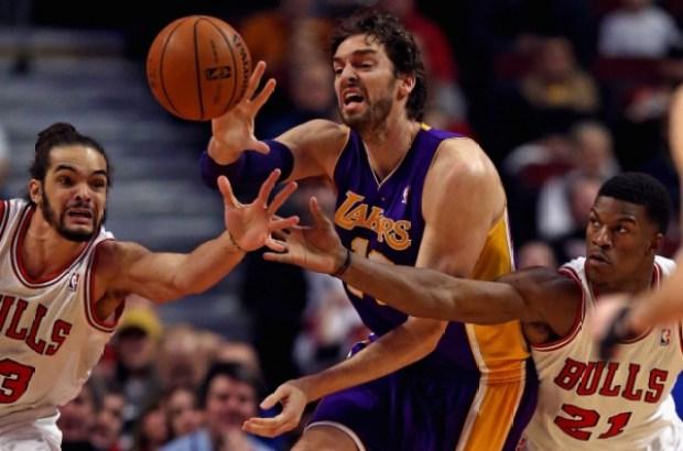 Video: Gibson sentencia a los Lakers