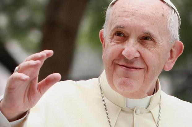 Las frases célebres del Papa Francisco