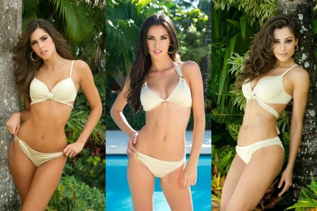 Miss Universo: las candidatas latinas