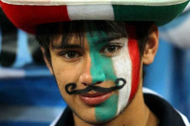 Fotos: Fans del fútbol apasionados y creativos