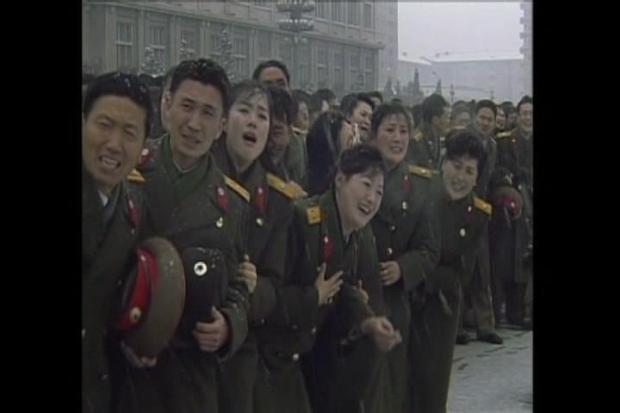 Galería: Llanto masivo en Norcorea