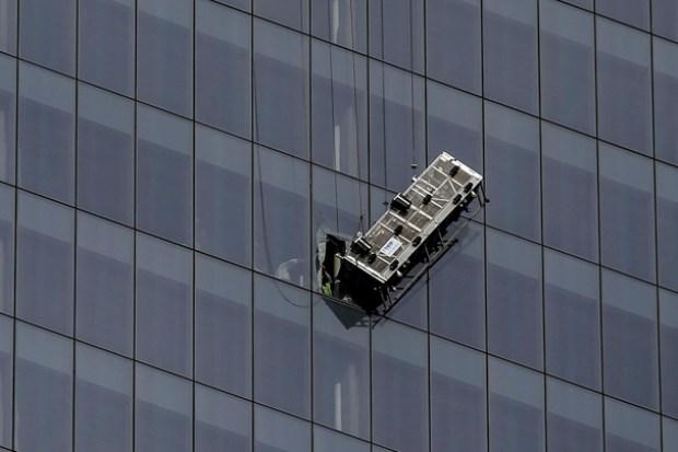 Fotos: Milagroso rescate en el World Trade Center