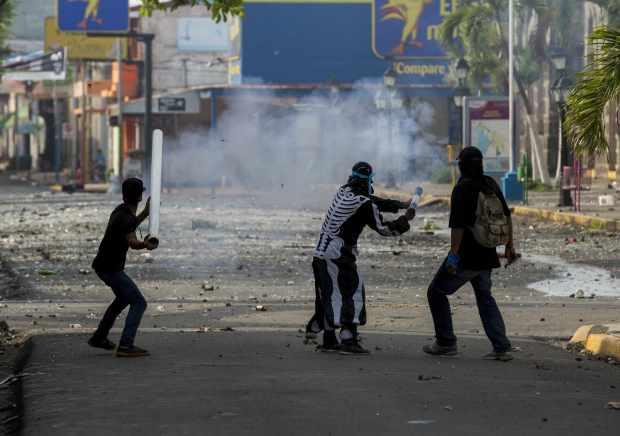 Se recrudece la violencia en Nicaragua