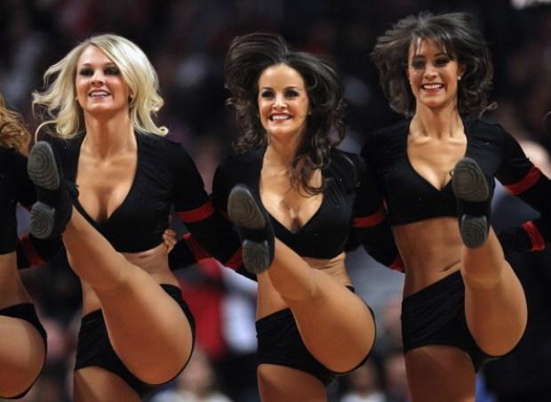 Fotos: Porristas en la NBA