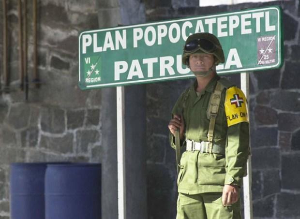 Volcán mexicano Popocatépetl presenta incremento actividad con explosiones esporádicas