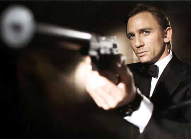 Galería: Los 50 años del Agente 007