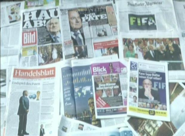 FIFA: Joseph Blatter renuncia a la presidencia