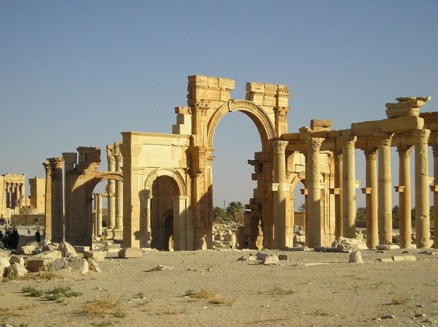 Fotos: Palmira, las ruinas amenazadas por ISIS