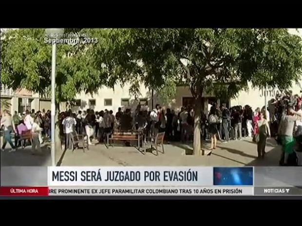 Messi podría enfrentar prisión