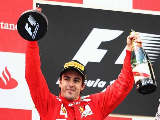 Galería: Fernando Alonso se destapa