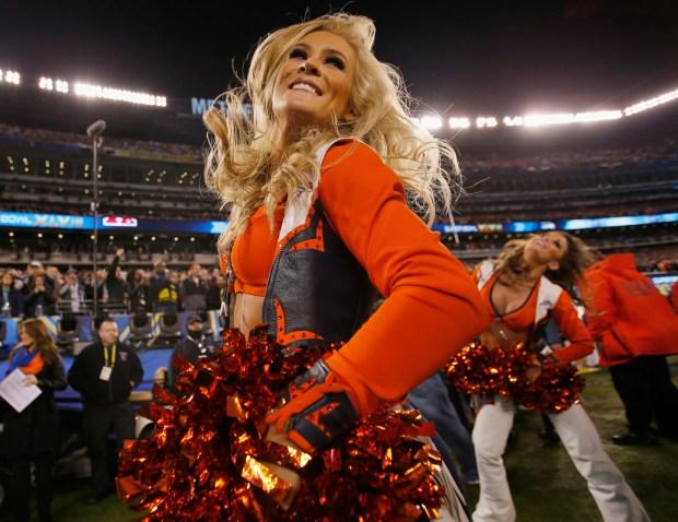 Fotos: Cheerleaders de los Broncos