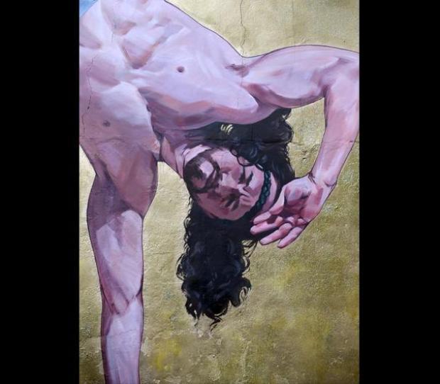 ¿Un Jesucristo bailador?