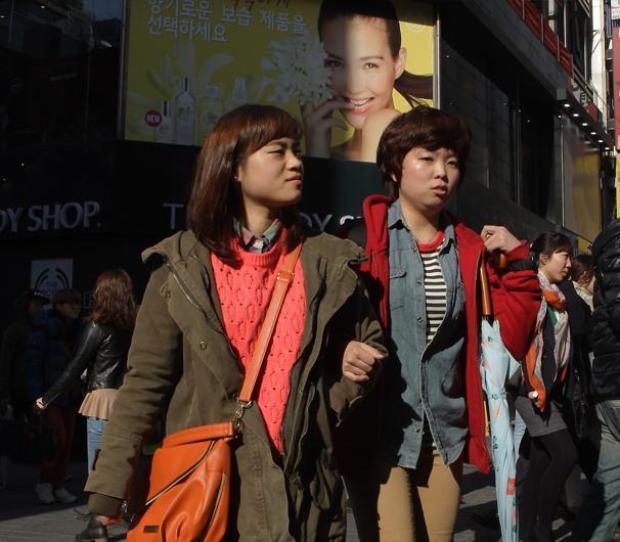 Pese amenazas nucleares, así se vive en Surcorea