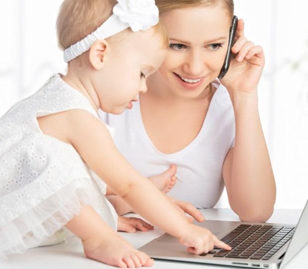 Los mejores empleos para madres solteras