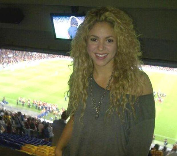 Galería: Fotos: Hijo de Shakira con la Supercopa