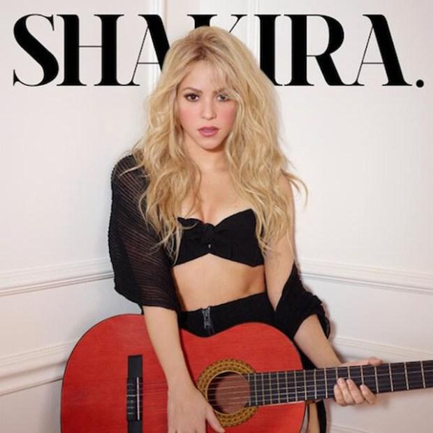 La historia musical de Shakira