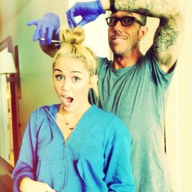 Galería: Miley Cyrus ¡se siente bien gay!