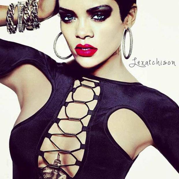 """Galería: """"Un buen ángulo"""" de Rihanna"""