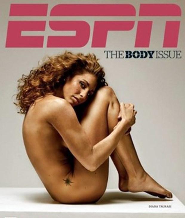 Deportistas famosos al desnudo