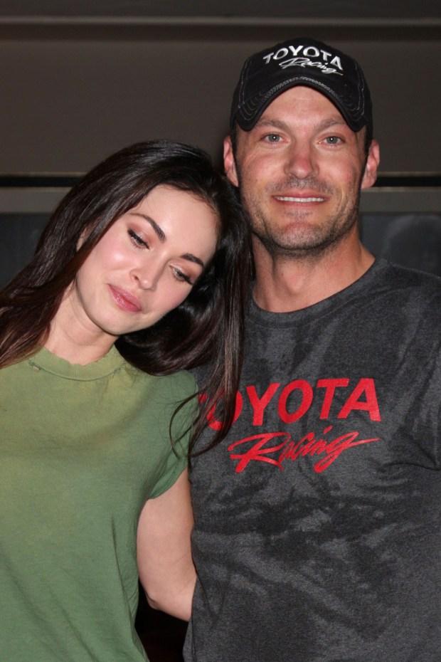 Fotos: Megan Fox y Brian Austin Green se separan