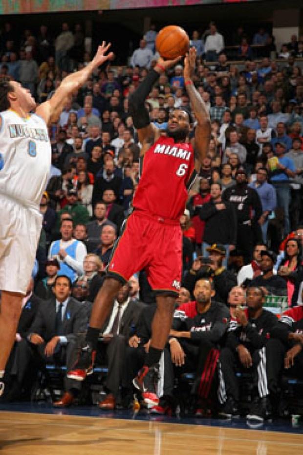 Galería: Tercera derrota para los Heat