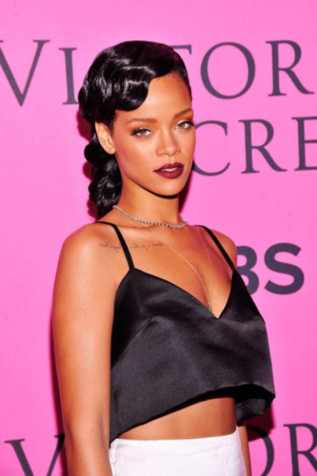 Galería: Rihanna: derroche de erotismo