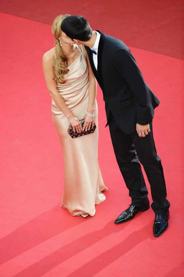 La sexy esposa del tenista Novak Djokovic