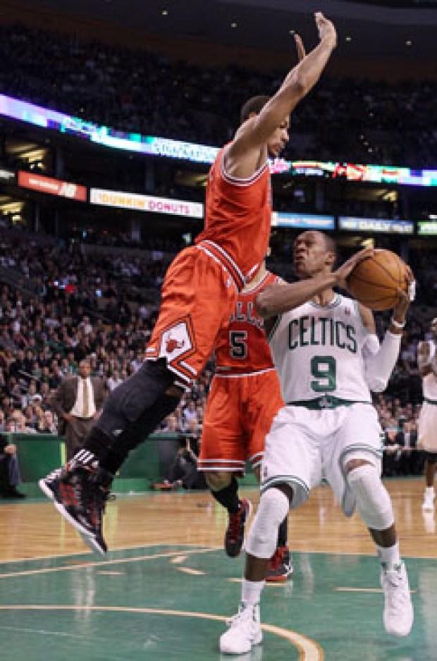 Galería: Rose se impone con los Bulls