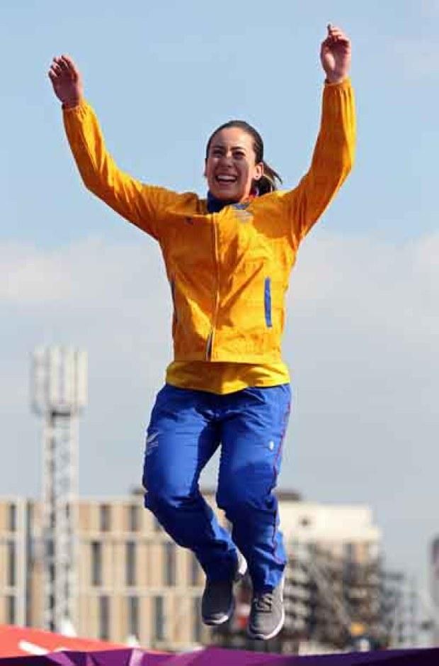 Mariana Pajón, la reina del bicicross