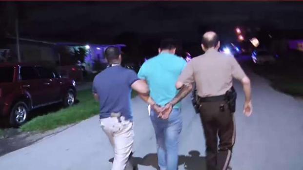 Arrestos tras persecucion policial