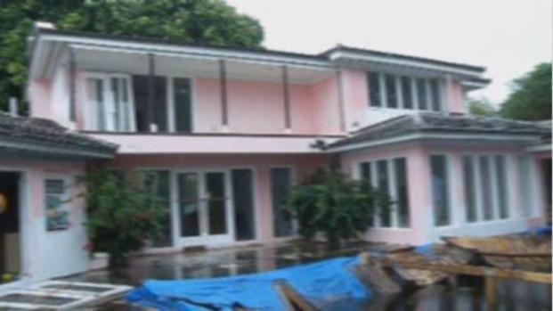Fotos de la ex mansión de Pablo Escobar