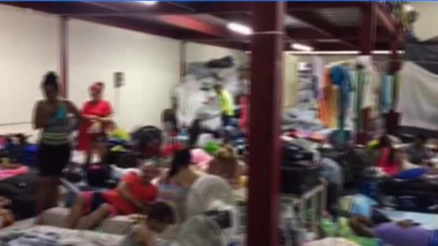 [TLMD - MIA] Cubanos hacinados en Trinidad y Tobago piden ayuda a la ONU